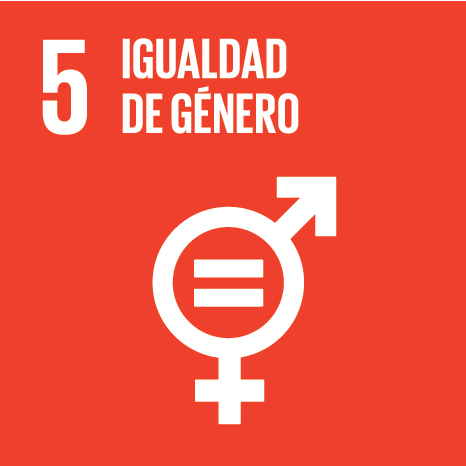 Objetivo ODS número 5.
