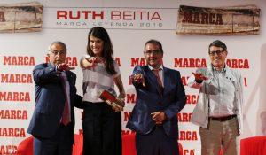Ser campeona de tod@s. Ruth Beitia ya es una leyenda.