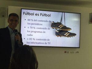 AMDP celebra con CUATRO TV los 13 goles de la selección española defútbolfemenino