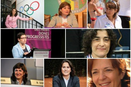 Ministro Màxim Huerta. Aquí tiene algunos nombres de mujeres para deporte