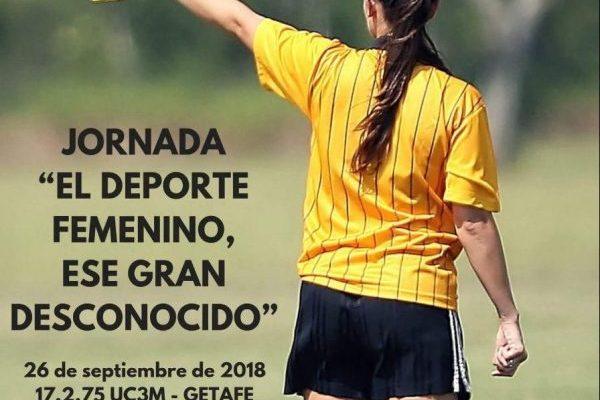 VIDEO | Jornadas Universidad Carlos III sobre deporte femenino