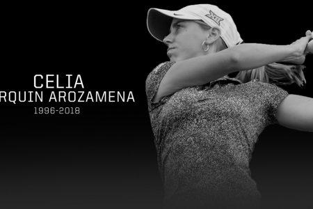 La golfista Celia Barquín, asesinada en Iowa, donde estudiaba