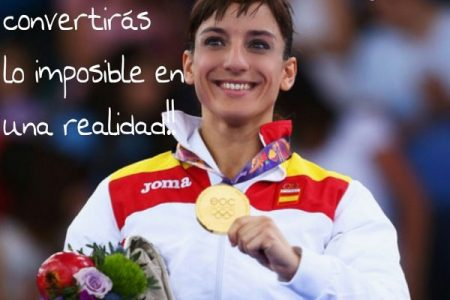 Sandra Sánchez, la incansable. Premio Nacional del Deporte 2017
