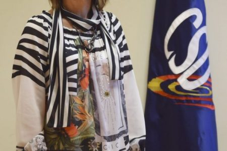 Bienvenida a la nueva subdirectora general de Mujer y Deporte del CSD, Nuria Garatachea Vallejo