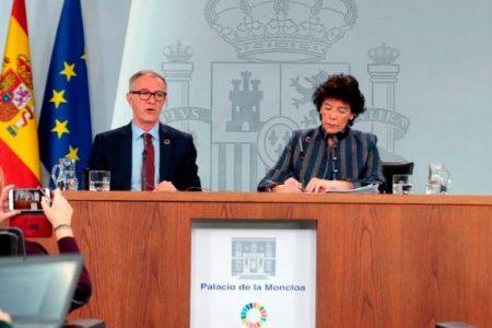 El Gobierno aprueba el Anteproyecto de la Ley del Deporte y moderniza la legislación de 1990.