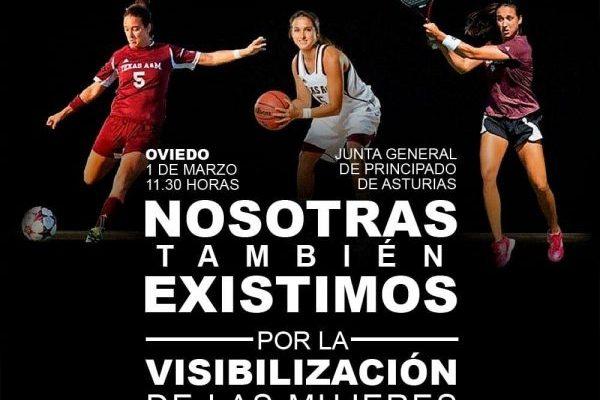 Igualdad de género en las Informaciones y retransmisiones deportivas. 50-50 Ya Nosotras también existimos.