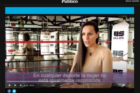 Publico TV ¿Cuando llegará la ley de deporte? Pilar Calvo, Mar Mas y Joana Pastrana.