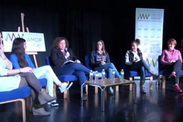 Vídeo Jornadas Madrid Deporte con Nombre de Mujer. Deportistas. Mamen Hidalgo