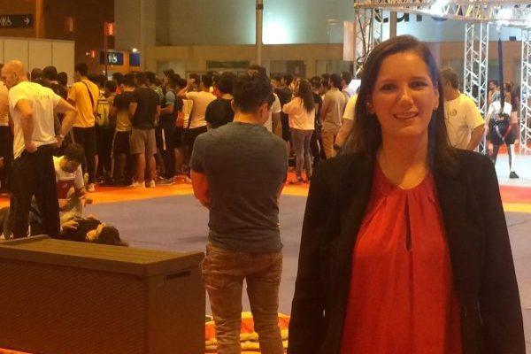 Seminario Deporte y Mujer en Sport Party con Clara Sainz de Baranda.