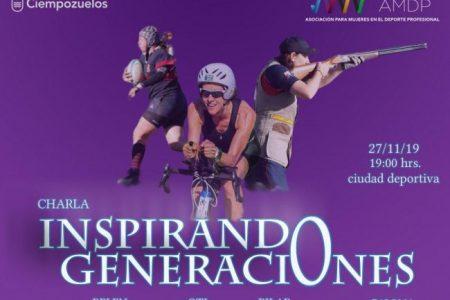 Inspirando generaciones. Paloma Larena escribe la crónica del encuentro