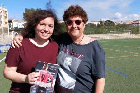 Compartiendo la Gloria. El libro de Mamen Hidalgo sobre mujeres futbolistas