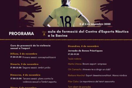 Espai Dones Formentera apuesta por la formación de las mujeres empresarias en el deporte
