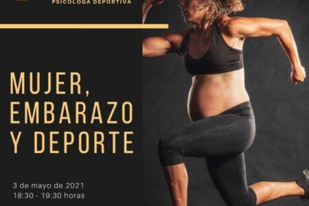 Webinar Mujer, Embarazo y Deporte. Neréa Jiménez